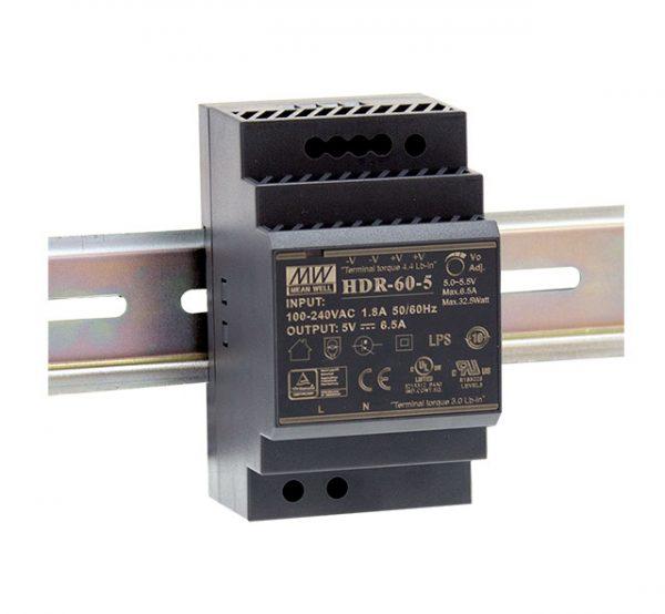 Hutschiene HDR-60